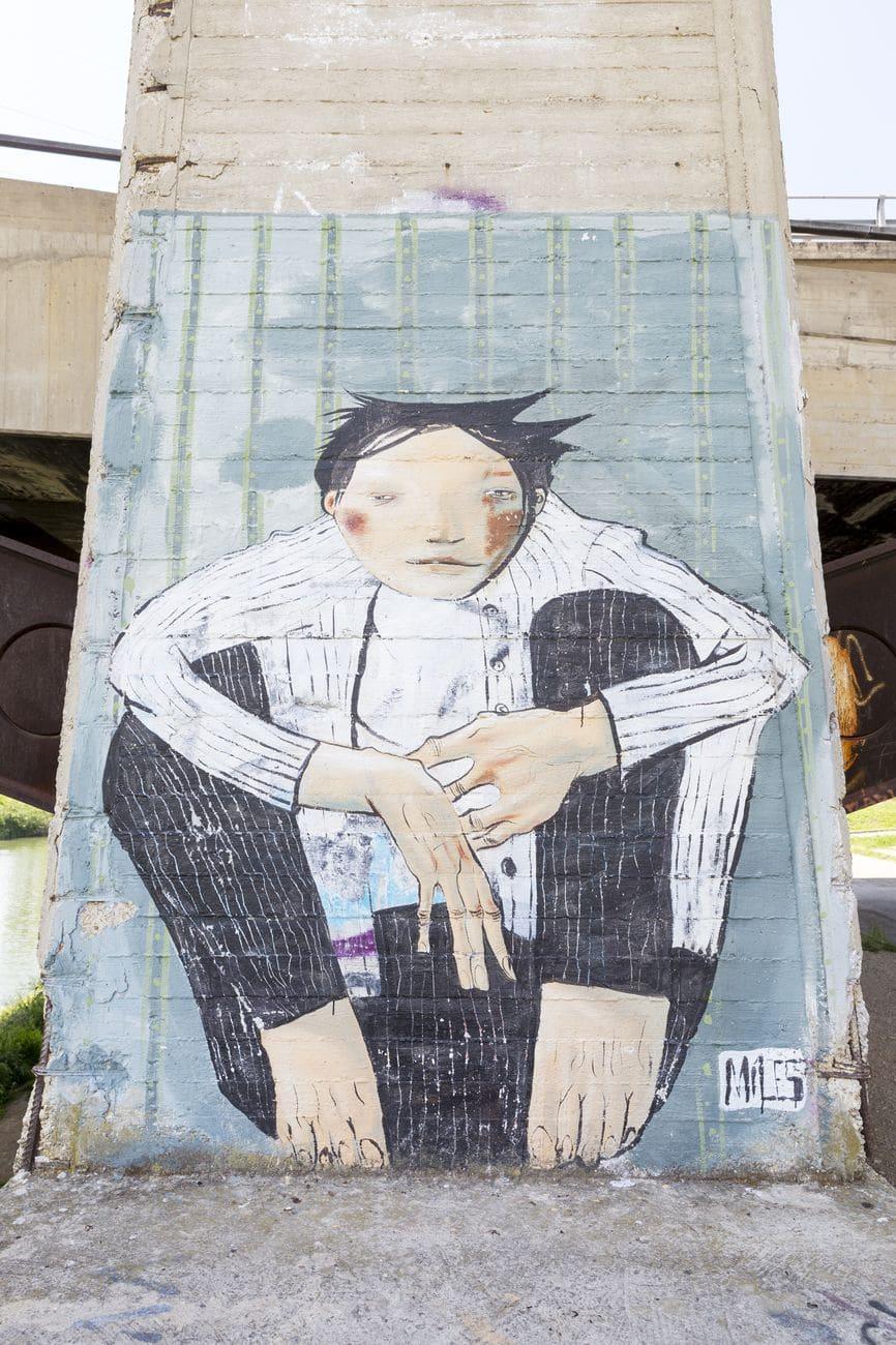 miles street art florencja