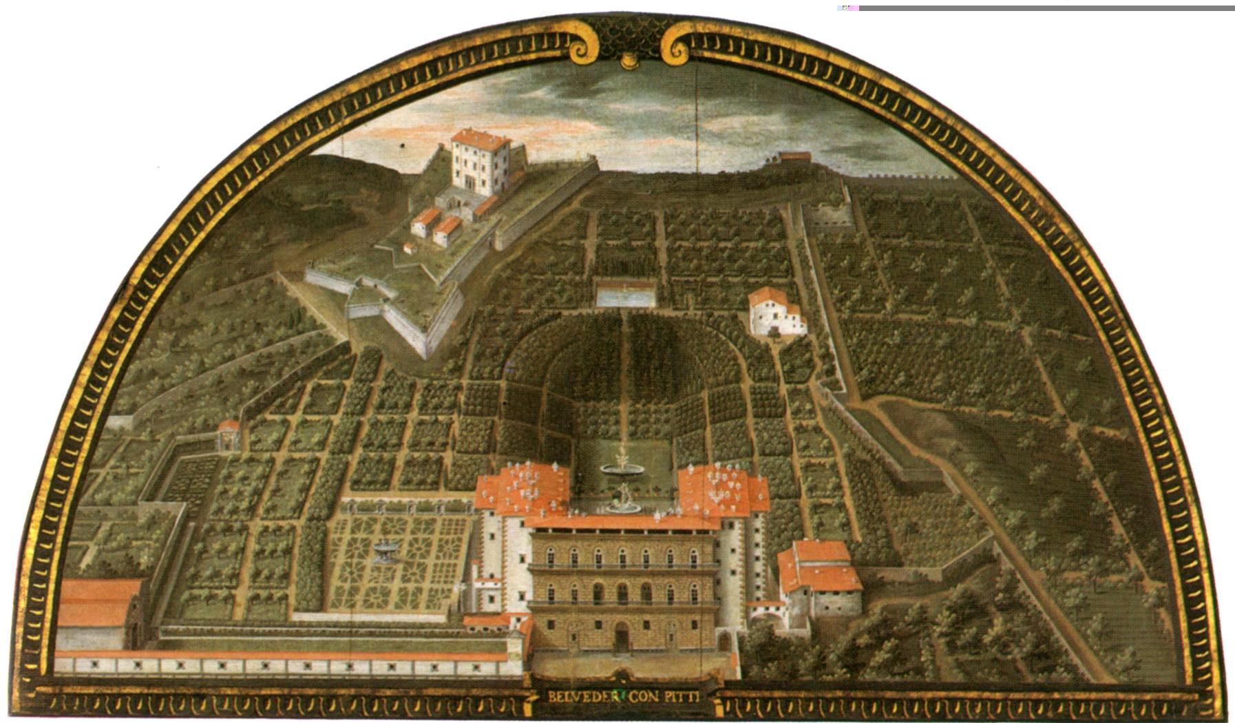 Palazzo Pitti Florencja