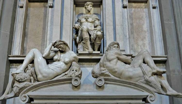 Sagrestia Nuova Michelangelo