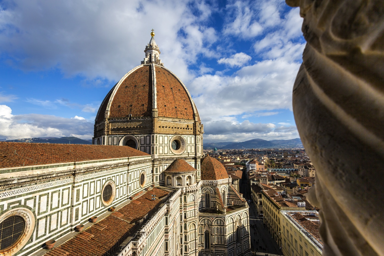 Kopuła Florencja katedra