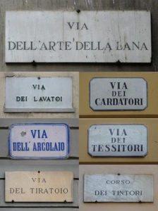Ulice Florencja