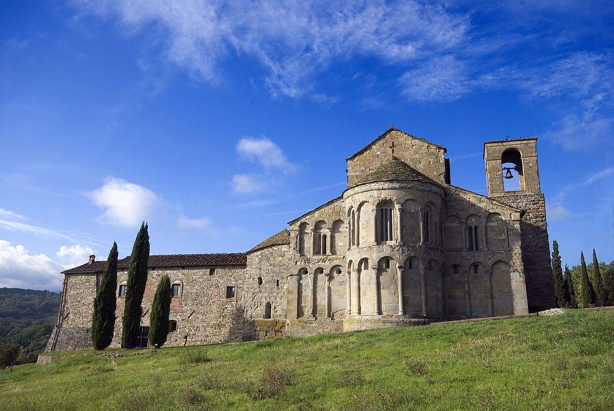 Pieve di San Romena