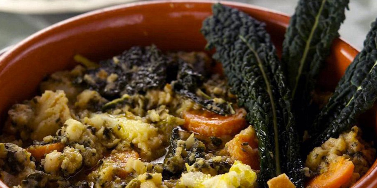 Ribollita zupa