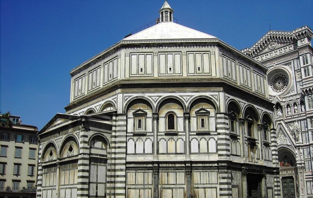 Baptysterium Florencja