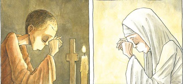 Sw. Katarzyna ze Sieny - komiks