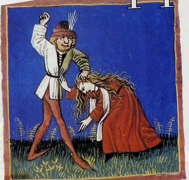 Sytuacja kobiet w sredniowieczu