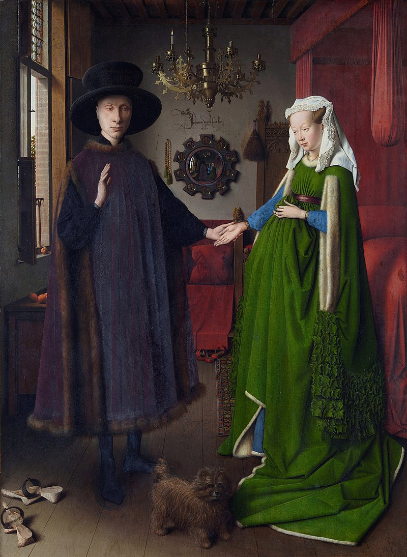 Van-Eyck- Portret Arnolfinich