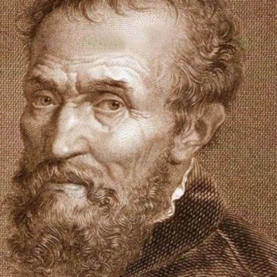 Michal Aniol portret