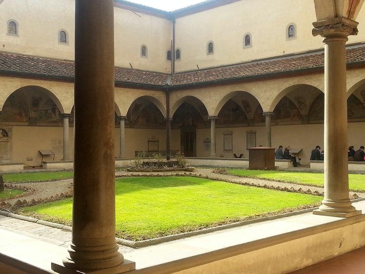 Muzeum San Marco we Florencji