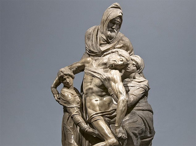Pietà Bandini Michal Aniol