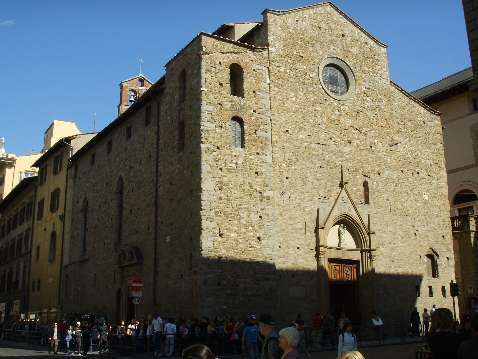 Kosciol Santa Maria Maggiore we Florencji