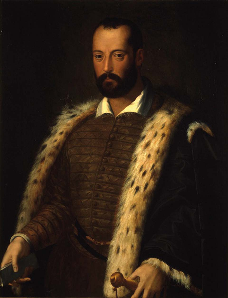 Franciszek I z Medyceuszy, portret Alessandro Allori