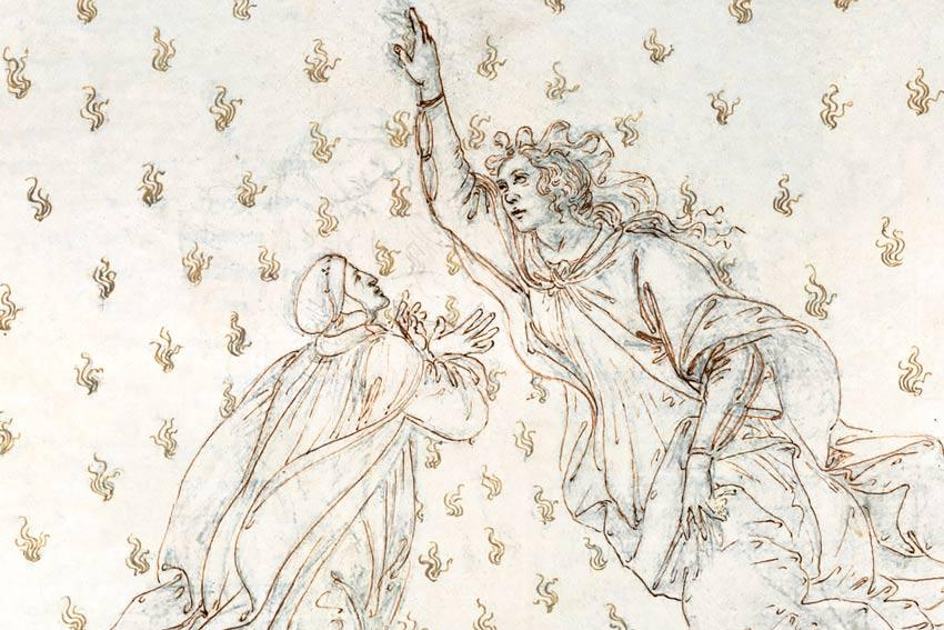 Sandro Botticelli, Boska Komedia