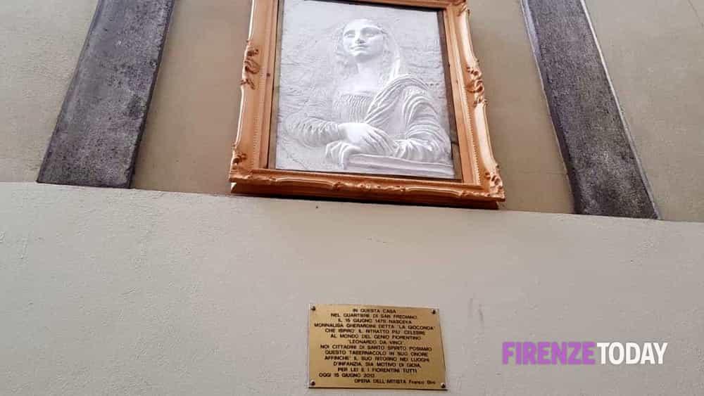 Dm rodzinny Mona Lisy, Via Sguazza we Florencji