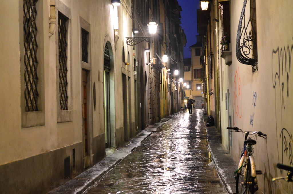 Via della Stufa, Florencja